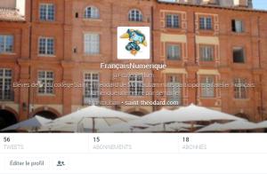 compte twitter français numérique